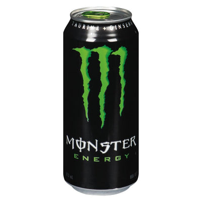 MONSTER BOISSON ENERGETIQUE 473 ML