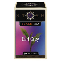 STASH TISANE EARL GREY 20 UN