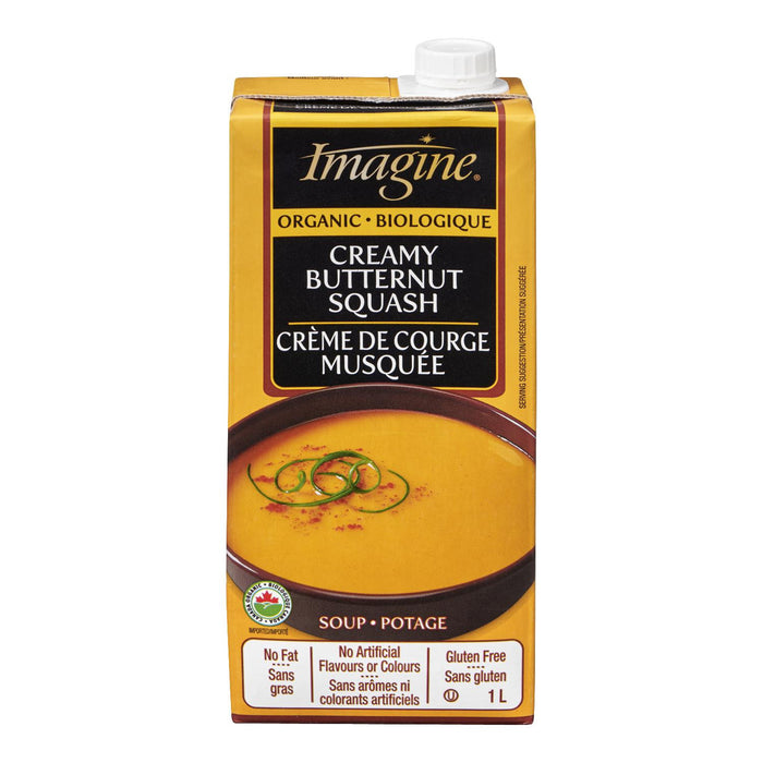 IMAGINE POTAGE CREME COURGES MUSQUE BIOLOGIQUE 1 L