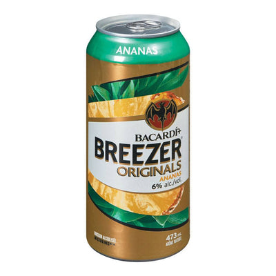 BACARDI BREEZER ANANAS 473 ML
