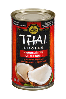 THAI KITCHEN, LAIT DE COCO PUR, 160 ML