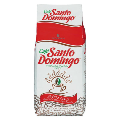 SANTO DOMINGO CAFÉ MOULU 454 G