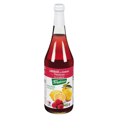 TRADITION LIMONADE FRAMBOISE PETILLANTE 750 ML