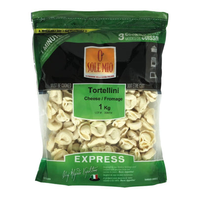 O SOLE MIO TORTELLINI FROMAGE 1 KG
