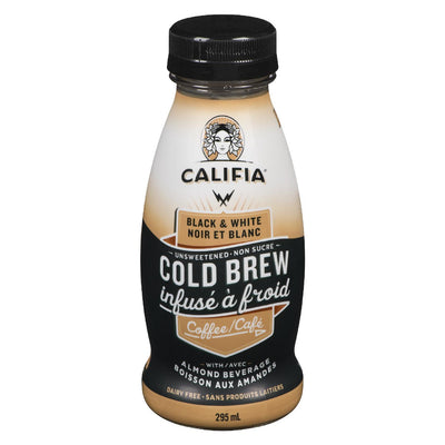 CALIFIA FARMS CAFE INFUSE NOIR ET BLANC 295ML
