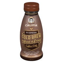 CALIFIA FARMS CAFE INFUSE AMANDES XX ESPRESSO, 295ML