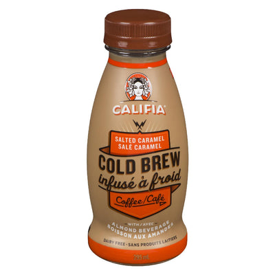 CALIFIA FARMS CAFE INFUSE AMANDES SALE CARAMEL 295ML