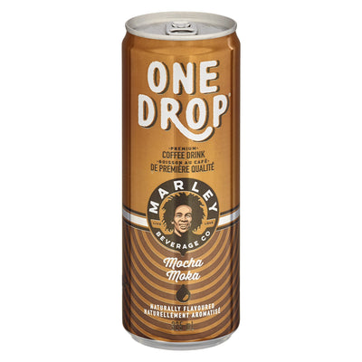 ONE DROP BOISSON AU CAFE MOKA 325ML