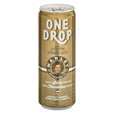 ONE DROP BOISSON AU CAFE VANILLE & CHOCOLAT 325ML