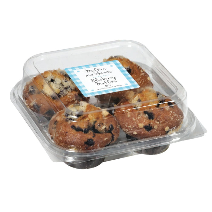 FGF, MUFFINS AUX BLEUETS, 400 G