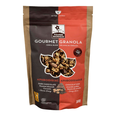 FOURMI BIONIQUE CEREALES GRANOLA APHRODISIAQUE 300 G