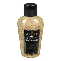 MAILLE MOUTARDE DIJON ACIENNE SQUEEZE 250 G