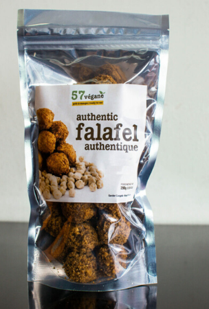 57VÉGANE, FALAFEL AUTHENTIQUE, 336G