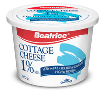 BEATRICE, FROMAGE COTTAGE 1%, 500 G