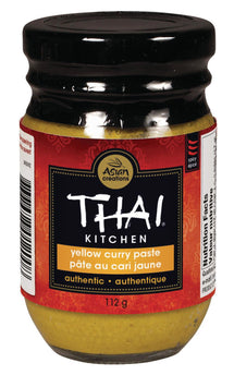 THAI KITCHEN, PÂTE AU CARI JAUNE, 112 G