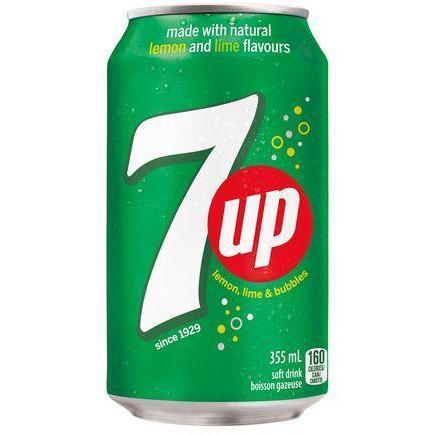 7-UP BOISSON GAZEUSE, 355 ML