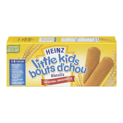 HEINZ TOUT PETIT BISCUITS 180 G
