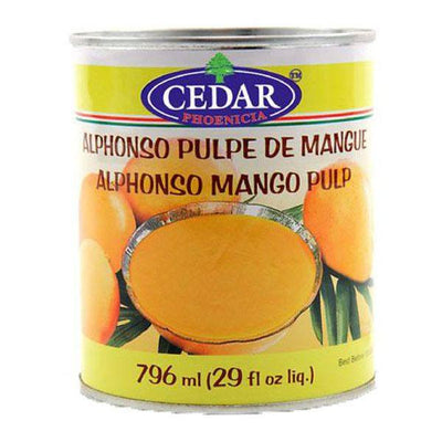 CEDAR ALPHONSO PULPE DE MANGUE 796 ML