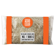 AGROFUSION, RIZ BLANC À GRAIN LONG, 900G