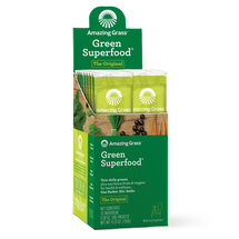 AMAZING GRASS, GREEN SUPERFOOD ORIGINAL, 15X8 G