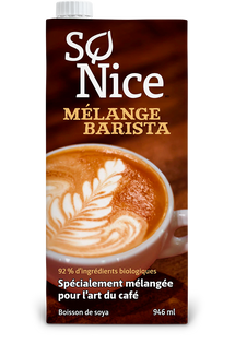 SO NICE, MÉLANGE BARISTA, 946ML