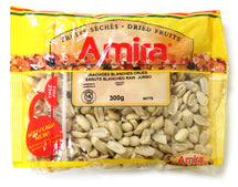 AMIRA ARACHIDES BLANCHES CRUES 300 G