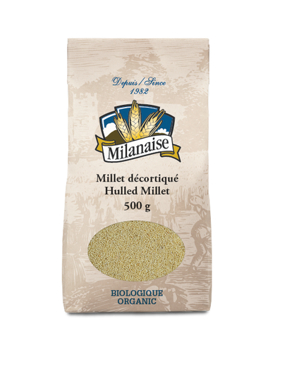 MILANAISE MILLET DECORTIQUE 500G