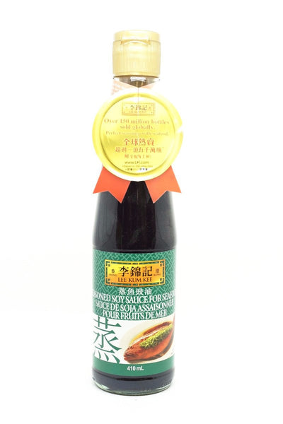 LEE KUM KEE SAUCE DE SOYA POUR FRUITS DE MERS 410 ML