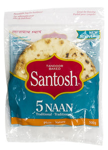 SANTOSH NAAN NATURE 500 G