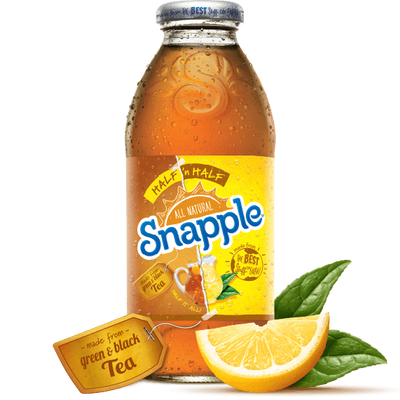 SNAPPLE THE GLACÉ À  LA LIMONADE 473 ML