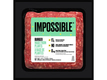 IMPOSSIBLE,  BURGER ÈA BASE DE PLANTES, 340 G
