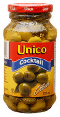 UNICO OLIVES GENRE COCKTAIL 375 ML