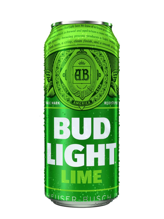 BUD LIGHT LIME, 473 ML