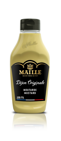 MAILLE, MOUTARDE DIJON SQUEEZE, 235ML