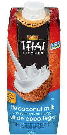 THAI KITCHEN, LAIT DE COCO LÉGER, 750 ML