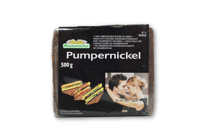 MESTEMACHER PAIN PUMPERNICKEL 500 G