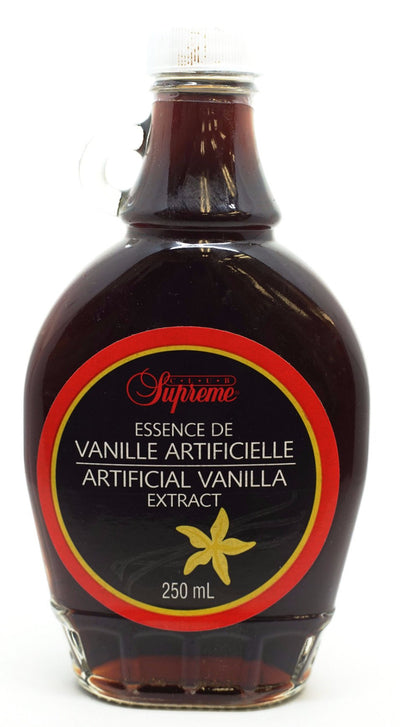 CLUB SUPREME EXTRAIT DE VANILLE  ARTIFICIEL 250 ML