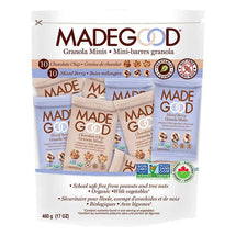 MADE GOOD MINI BARRES DE GRANOLA BIO, 20 X, 24G