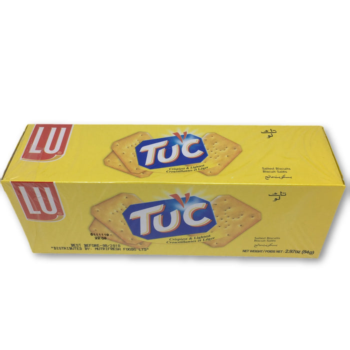 LU BISCUIT TUC 84 G