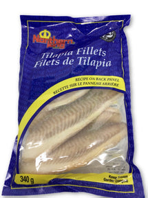 FILET DE TILAPIA 340 G