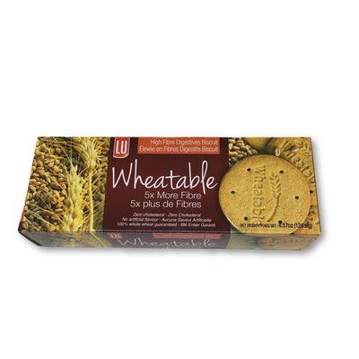 WHEATABLE BISCUITS PLUS FIBRE 129 G