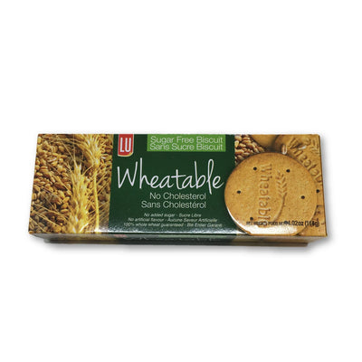 WHEATABLE BISCUITS SANS SUCRE 114 G