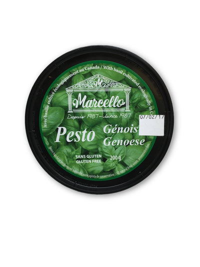 MARCELLO PESTO GÉNÉOSE 200 G
