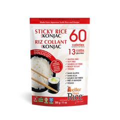 BETTER THAN RICE, RIZ COLLANT AVEC KONJAC, 300G