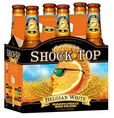SHOCK TOP BIÈRE  6X341 ML