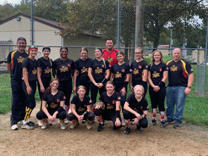 MARYLAND THUNDER Softball Team DONATEaBAG Soup Fundraiser