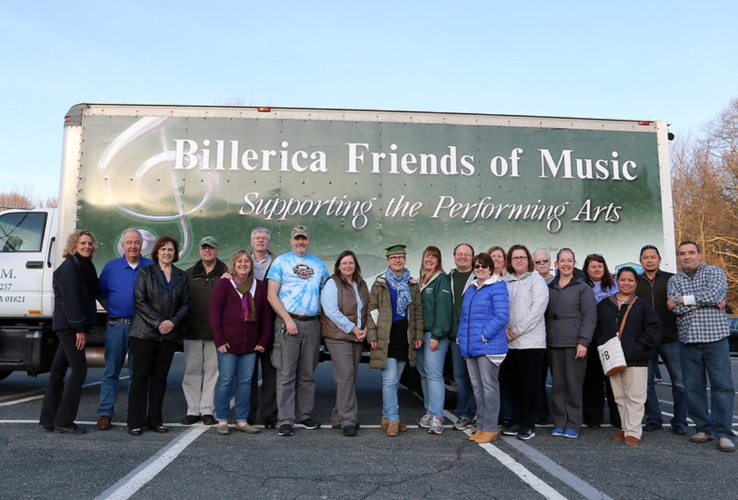 Billerica Friends of Music (Billerica, MA) DONATEaBAG Soup Fundraiser