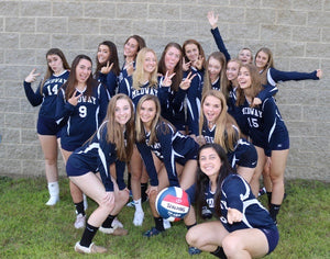 MEDWAY HS Girls Volleyball Team (MA) DONATEaBAG Soup Fundraiser