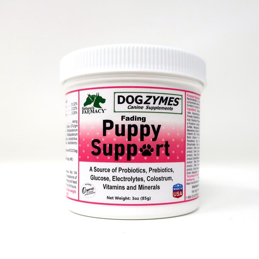 DogZymes Fading Puppy Support