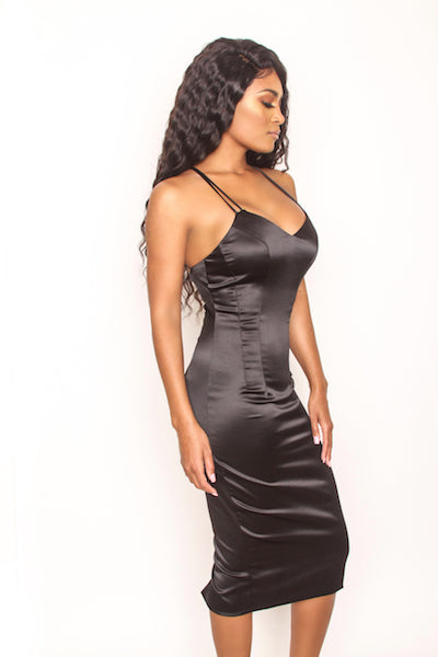 Sexy Love Dress - Black